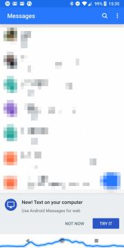 textove zpravy sms pocitac android