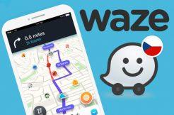 waze navigace mapy dopravni zacpy