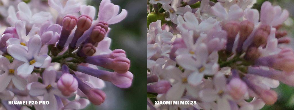 xiaomi mi mix 2S fototest makro