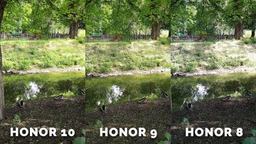Fototest honor 8 honor 9 honor 10 - voda