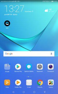 Huawei MediaPad EMUI 8.0 Android 8 Oreo