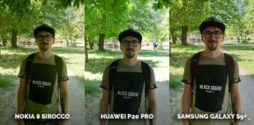 Jak fotí Nokia 8 Sirocco? portret