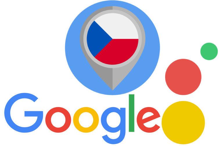 asistent google v cestine