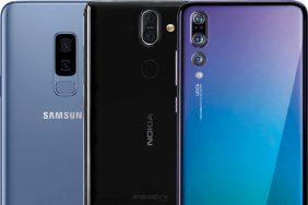 fototest nokia 8 sirocco vs Samsung Galaxy s9 plus vs huawei P20 pro