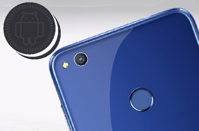 mobil honor 8 android oreo