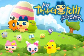 my tamagotchi forever android hra mobil