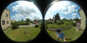 test fotoaparatu xiaomi mi sphere zahrada