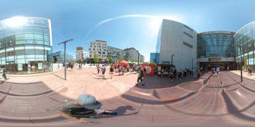 ulice test camera xiaomi mi sphere 360