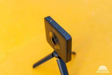 Jak se kamera Xiaomi Mi Sphere ovládá?