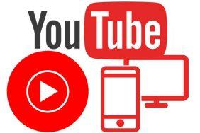 youtube premium music hudba videa