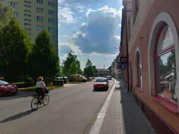 Asus ZenFone fotografie ulice