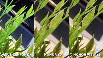 Umělé osvětlení test fotoaparatu- Asus Zenfone 5 vs. Honor 10 vs. Honor View 10