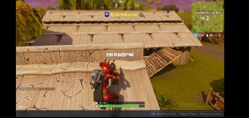 Fortnite PC Android hra