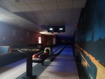 Nokia 1 fotografie bowling