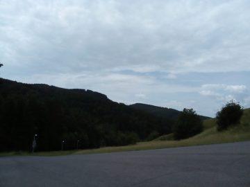 Nokia 1 fotografie hory