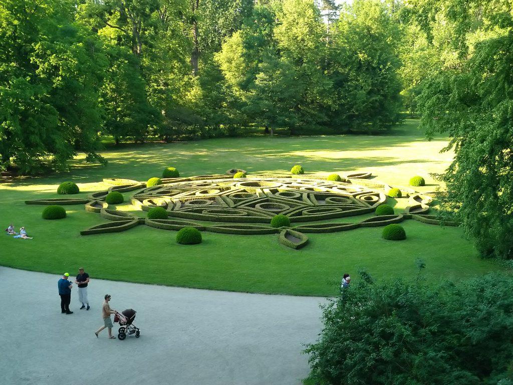 Nokia 7 plus foto fotografie parku