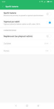 Xiaomi Redmi Note 5 baterie 2