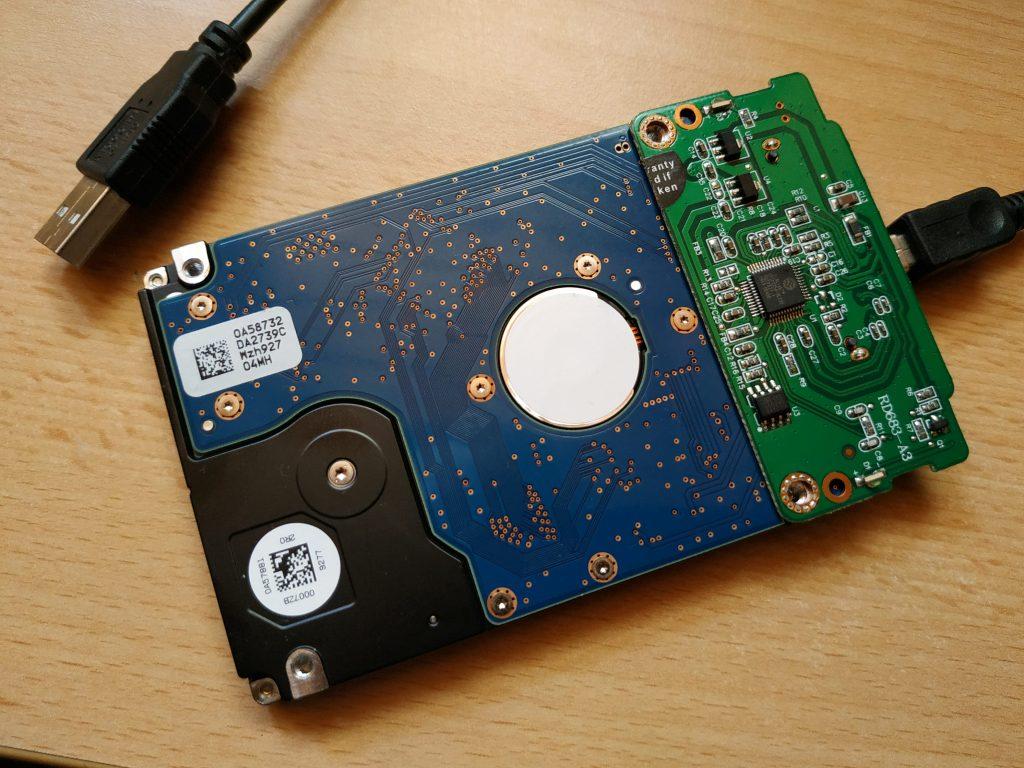 Xiaomi Redmi Note 5 foto disk