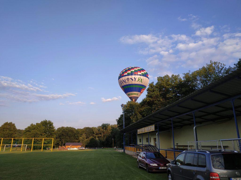 Xiaomi Redmi Note 5 foto balon