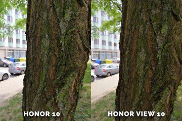fotomobil test Honor 10 vs Honor View 10 strom