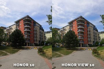 fototest honor 10 vs honor view 10 dum