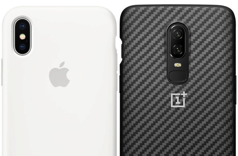 fototest oneplus 6 vs iphone x test fotografie