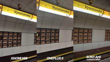 metro fototest xiaomi mi 8 vs oneplus 6 vs zrcadlovka