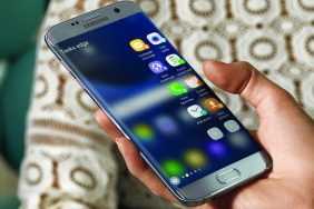 samsung galaxy edge screen apllikace android