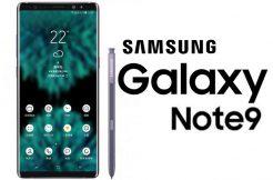 samsung galaxy note 9 predstaveni