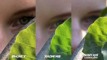 xiaomi mi 8 vs iphone x fototest oko detail