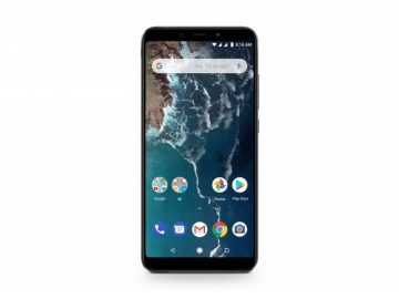 xiaomi mi A2 displej