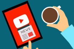 youtube velka aktualizace zpravy news
