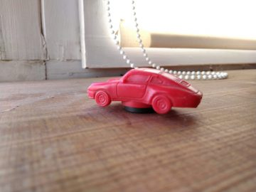 Elephone U Pro detail auto 3D tiskarna