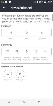 HTC U12 Plus - HTC Sense moznosti