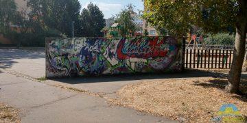 HTC U12 Plus-fotografie-graffiti