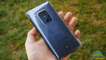 HTC U12+ ochranný obal