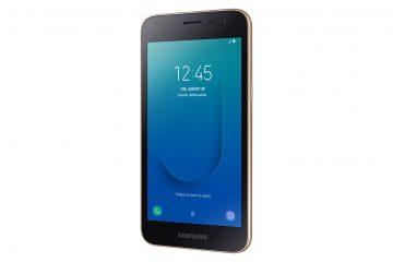 Samsung Galaxy J2 Core displej