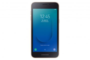 Samsung galaxy J2 Core Android Go