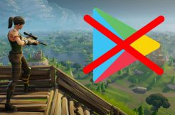 battle royale hra fortnite google play obchod
