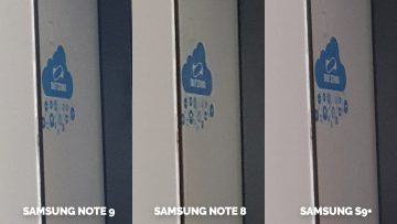 chodba detail dveře test fotoaparatu