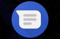 tmavy rezim zpravy pro android aplikace