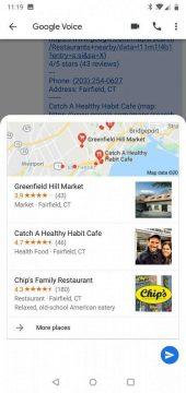 zpravy pro android google assistant