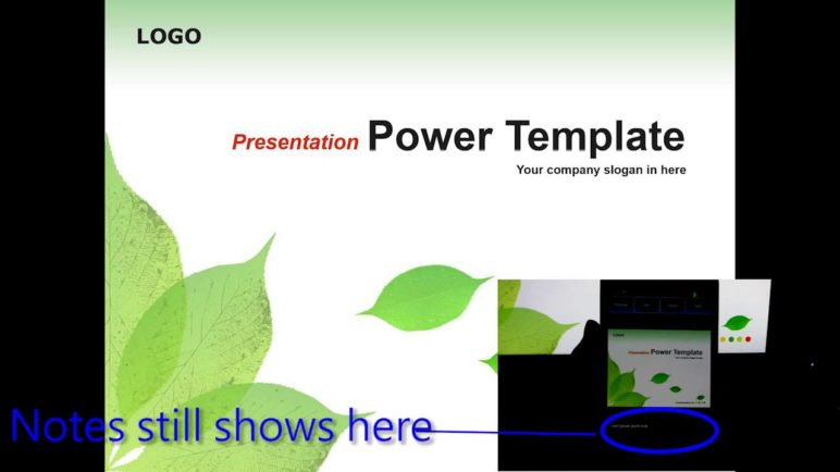 Control PowerPoint from Mobile with Monect