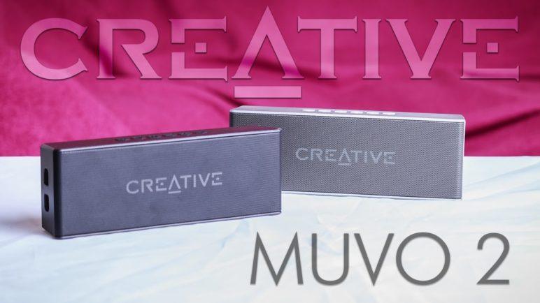 Creative MUVO 2 - první pohled