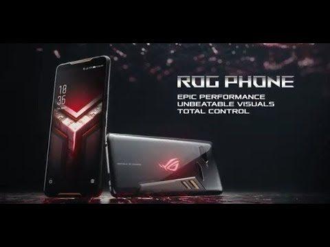 Epic performance. Unbeatable visuals. Total control. - ROG Phone   ROG