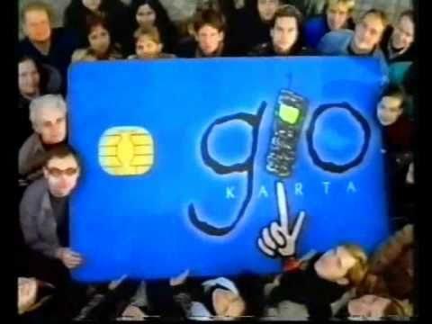 EuroTel GO - stará reklama z roku 1999 @ Staré Reklamy