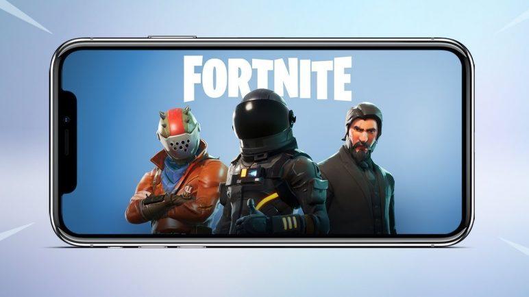 Fortnite Battle Royale - iOS Launch Trailer