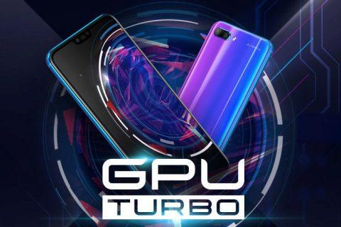 gpu turbo honor huawei