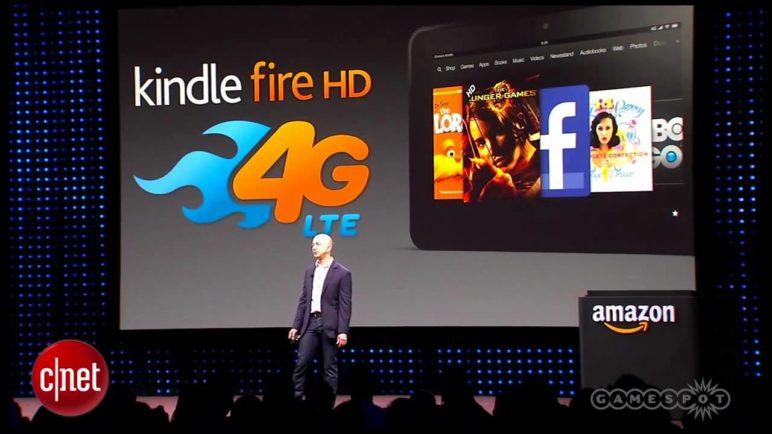 GS News - Amazon Announces Kindle Fire HD