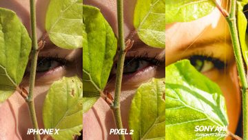 iPhoneX vs Pixel 2 - fototest